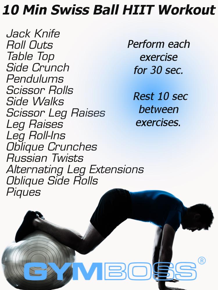 10 minute hiit core workout add  gymboss blog